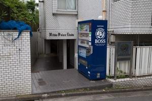 日興パレス江古田のエントランス