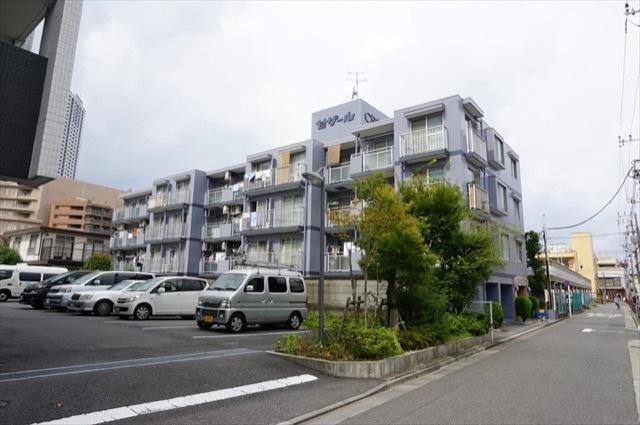 セザール新川崎の外観
