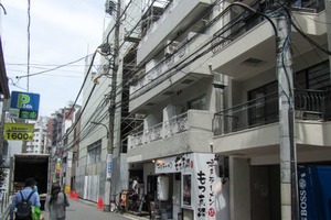 GSハイム西新宿の外観