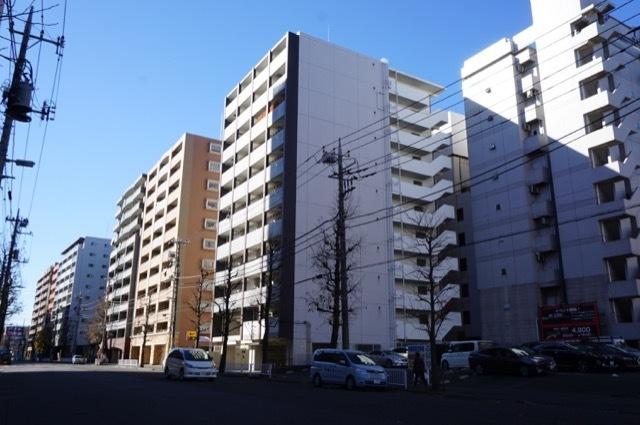 Supre(シュプレ)新横浜の外観