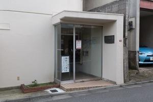 グリーンキャピタル東高円寺のエントランス