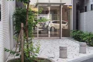 ダイナシティ台東三ノ輪のエントランス