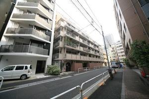 五反田コーポラスの外観