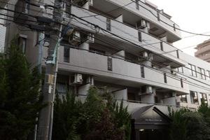 ライオンズマンション東武練馬の外観