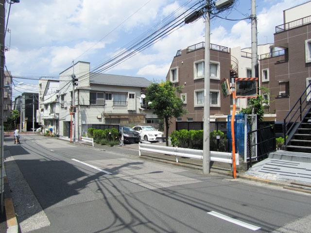 グラシオ早稲田夏目坂の外観