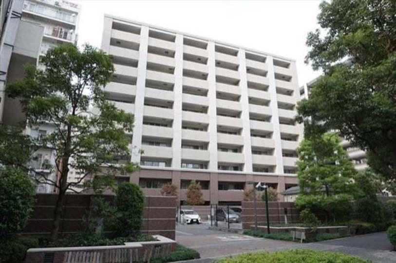 パークホームズ横浜山下町の外観