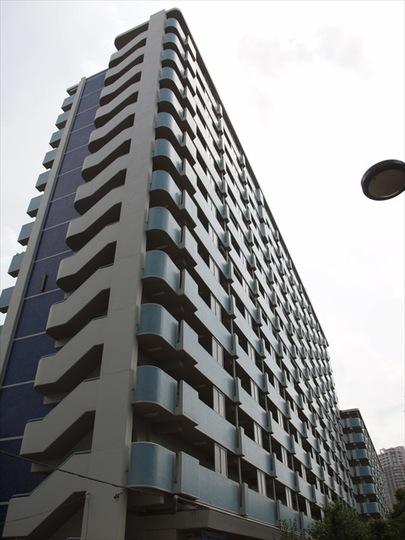 越中島3丁目ハイツ(1〜3号棟)