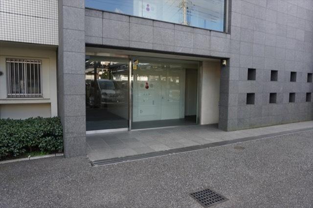 アトラスアリーナ武蔵新城ホーフハウスのエントランス