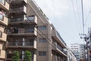 パラシオン北上野の外観