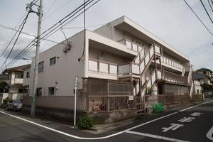富士マンション(杉並区)の外観