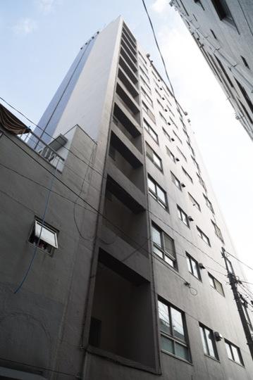 ライオンズマンション高円寺の外観