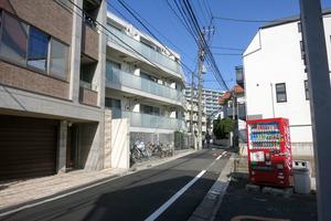 ラアトレ西新宿の外観