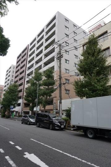 マイキャッスル横濱大通り公園の外観
