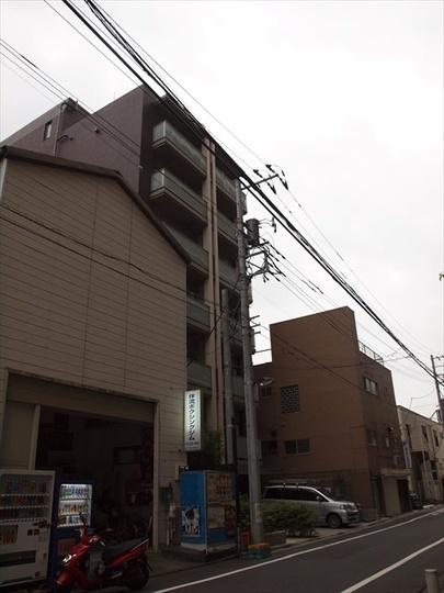 アクサス東京イーストの外観