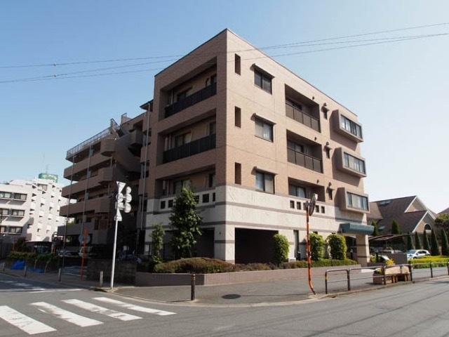 レクセルマンション竹ノ塚第3の外観