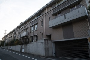 コートハウス駒沢の外観