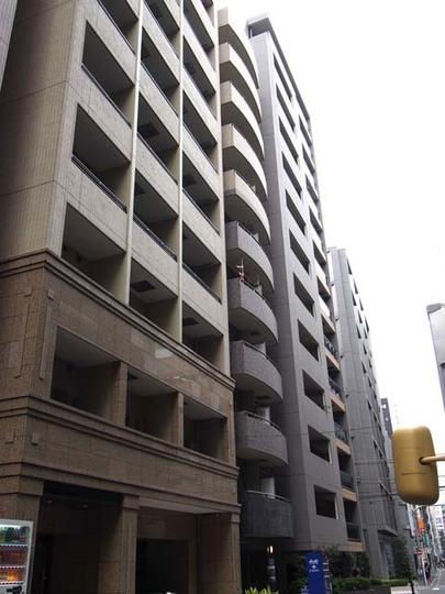 シンシティー日本橋の外観