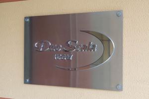 デュオスカーラ用賀2の看板