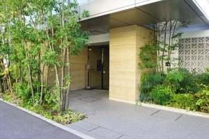 イニシア武蔵新城ハウスのエントランス