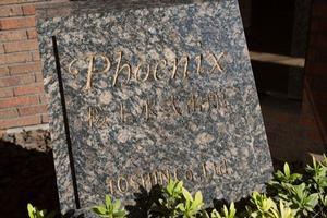 トーシンフェニックス桜上水弐番館の看板
