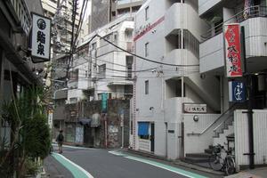ネオハイシティ渋谷の外観