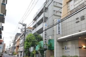 平井シティハウスの外観