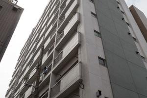 新高円寺ロイヤルマンションの外観