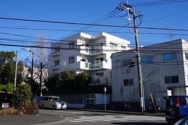 藤和大倉山コープ3の外観