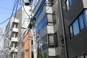新宿スクエアビルの外観
