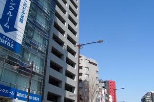 ズーム渋谷富ヶ谷の外観