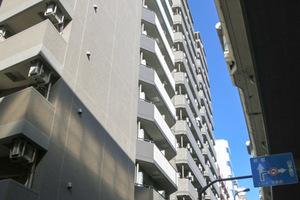ガーラシティ渋谷幡ヶ谷の外観