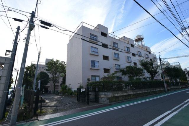大井伊藤町住宅の外観