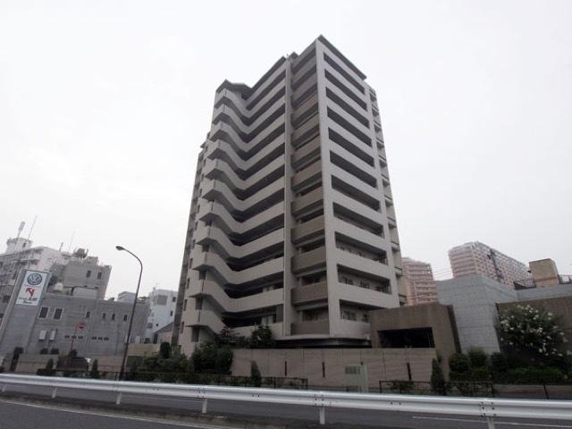 コスモ板橋小豆沢の外観
