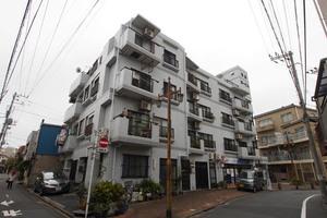 京島第1ビルの外観