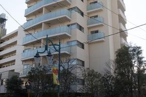 ザパークハウスアーバンス三軒茶屋の外観