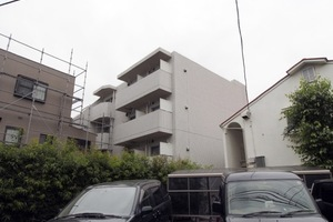 板橋本町アランシアの外観