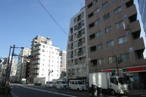 グリーンキャピタル西新宿の外観