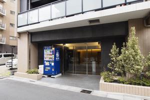 ハーモニーレジデンス東京イーストコアのエントランス