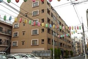セザール第2錦糸町の外観