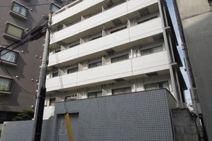 キャッスルマンション椎名町の外観