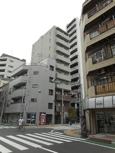 プレステージ錦糸町の外観