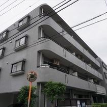 バームハイツ綱島弐番館