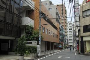 トーシンハイム新宿の外観