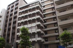 赤坂コーポ(港区)の外観