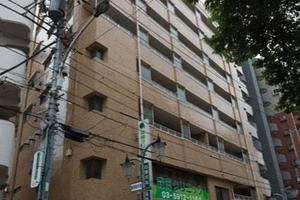 第3桜台ファミリーマンションの外観