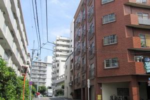 ハイムトーシン北新宿の外観