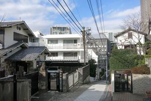 フィーノ渋谷の外観
