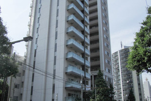 ザパークハウス新宿柏木の外観