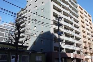 クレストフォルム新横浜の外観