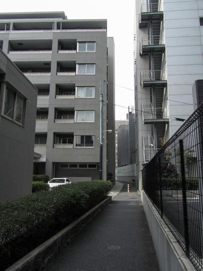 ウィズウィース渋谷神南N棟の外観